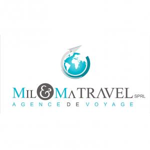 Logo Agence de voyage - Mil et Ma Travel